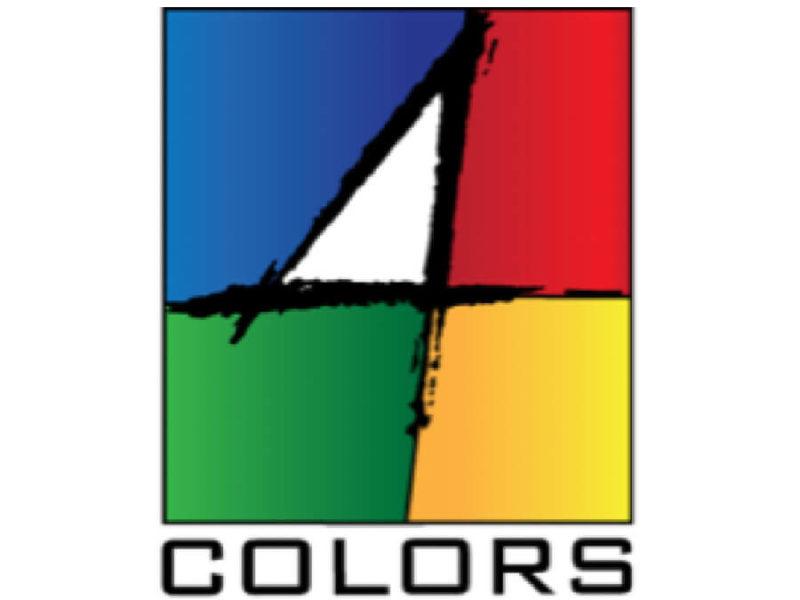Locandina 4 Colori di Carla Millefiorini
