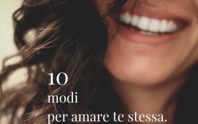10 modi per amare te stessa